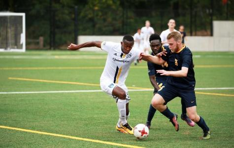 Bobcats strike twice in first half, defeat Canisius 3-0
