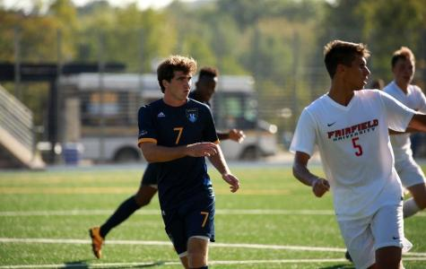 Quinnipiac men's soccer holds on to defeat Manhattan 1-0