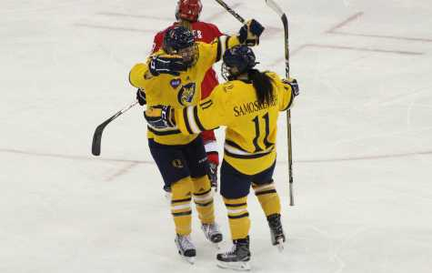 Quinnipiac records first weekend sweep of conference play with 2-1 win over RPI
