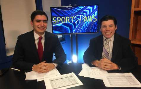 Sports Paws: 11/13/17