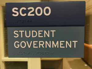 Major changes to SGA as semester comes to a close