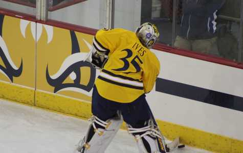 Ives Thrives as Quinnipiac ties Saint Lawrence 1-1