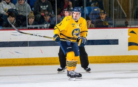 Quinnipiac takes game 1 against rival Yale