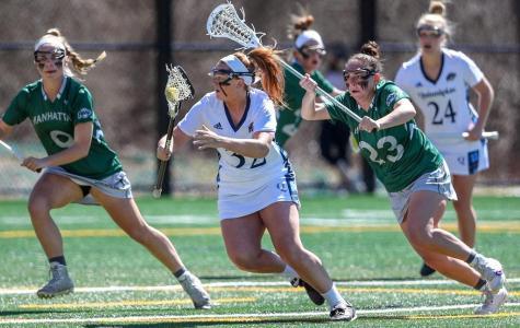 Quinnipiac women's lacrosse comeback attempt falls short again