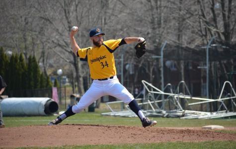 Interview with Quinnipiac baseball starting pitcher Brandon Shileikis