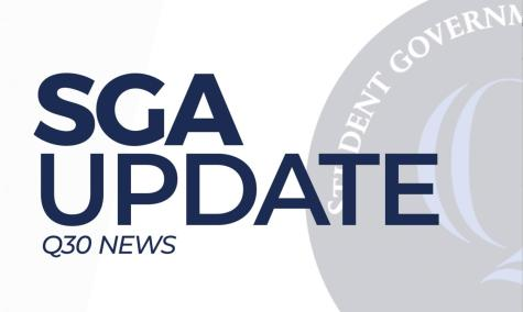 Student Government Association: Update 11/07/18