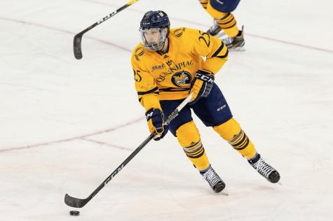 Quinnipiac faces Harvard in ECAC Hockey opener