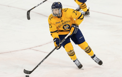Quinnipiac faces Harvard in ECAC Hockey opener