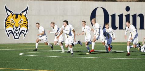 Quinnipiac men's soccer advances to MAAC Championship, beats Marist in penalty kicks