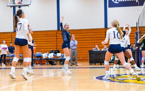 Bobcats face Purple Eagles in regular season finale, win 3-0