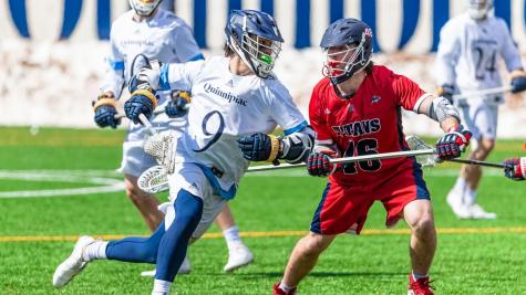Tomsik held silent until the end, Quinnipiac lacrosse wins 17-16 in OT