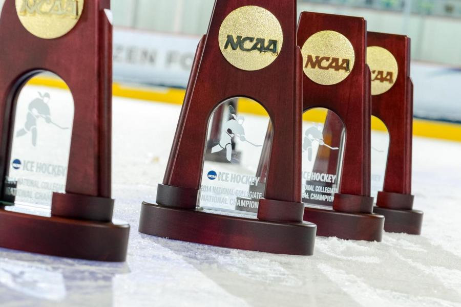 People's United Center hosts NCAA Women's Frozen Four: Minnesota vs Cornell