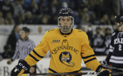 Quinnipiac keeps Cleary Cup hopes alive, beats Brown 4-1