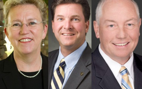 Three members of Quinnipiac Presidential Cabinet announce departure