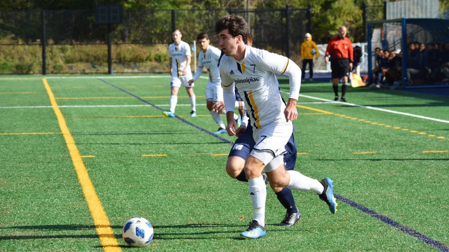 Whelan, Haehre highlight MAAC preseason awards for Quinnipiac