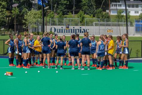 Quinnipiac field hockey flaunts new video review system in exhibition contest