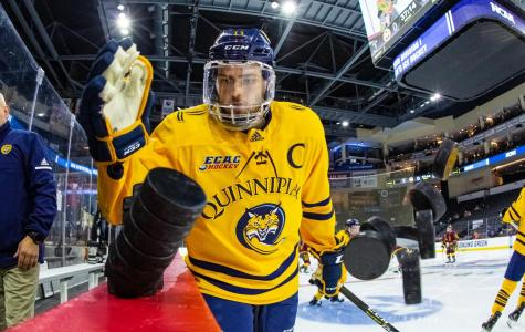 Former Quinnipiac captain Chase Priskie signs with Hurricanes