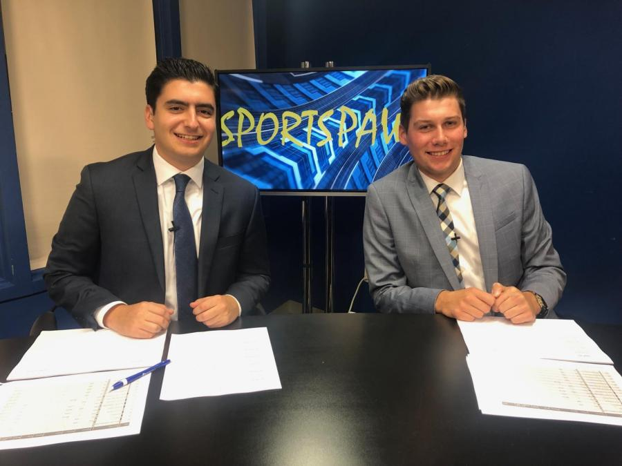 Sports Paws: 09/16/19