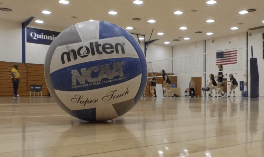 Volleyball team welcomes new head coach with open arms