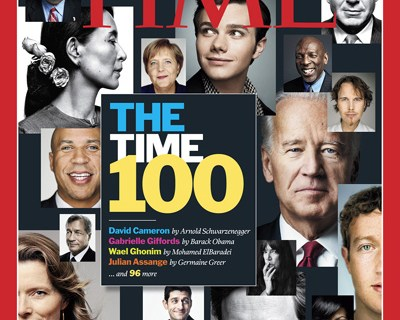 The 2011 TIME 100 Most Influential People