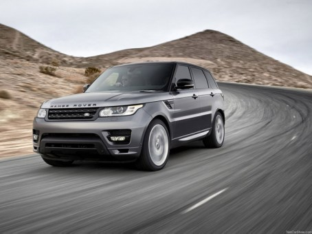 The 2014 Range Rover Sport 4