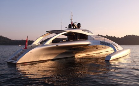 Adastra The Super Yacht