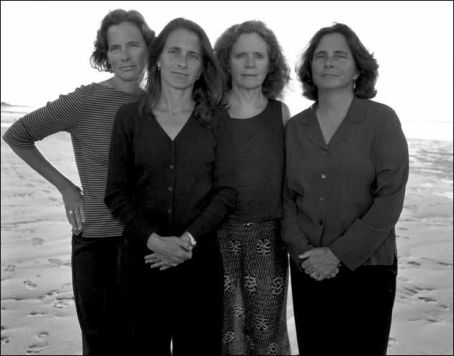 The Brown Sisters 2001