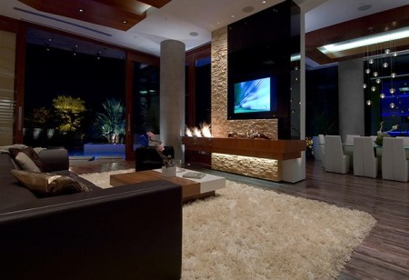 Luxurious Los Angeles Bachelor Pad By Ben Bacal 3