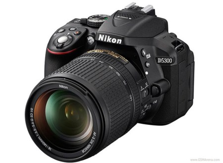 Nikon's First DSLR With Built In Wi-Fi