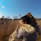 GoPro Captures Kevin Richardson Playing With Lions