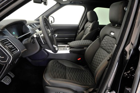 The Range Rover Sport 2014 By Startech 5