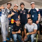 More Amazing Photos of Infiniti Red Bull Racing Show Run