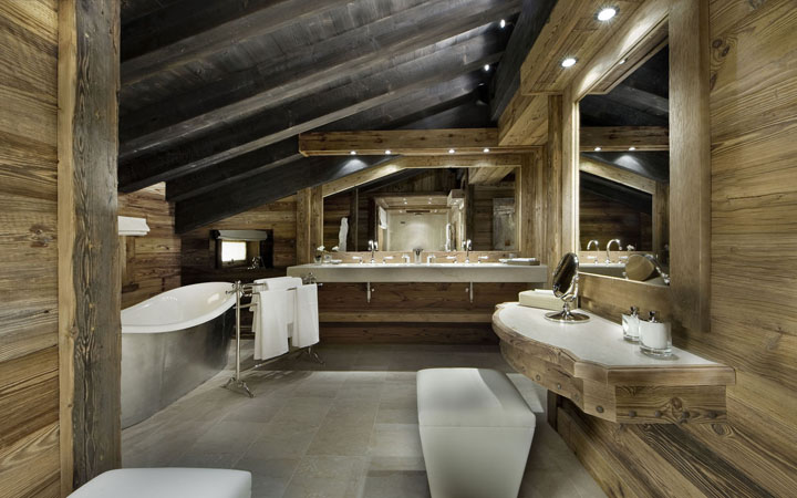 Chalet Edelweiss Courchevel 10