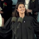 Sarah Abushaar Addresses Harvard Commencement 2014