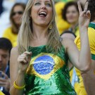 Photos: Fans at FIFA World Cup 2014