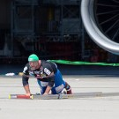 Franz Mullner Breaks World Record By Pulling a Boeing 777