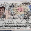 Boy Ruins Father's Passport by Drawing All Over It