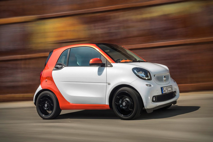 2015 Smart ForTwo And ForFour 3