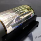 LG Unveils 18-Inch Flexible OLED Display