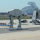Star Wars Imperial Forces Invaded Frankfurt Airport