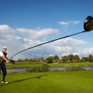 The World's Longest Usable Golf Club
