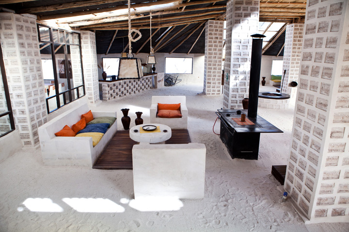 Salt Hotel In Bolivia 2