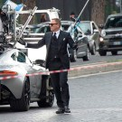 James Bond Spotted Driving The Aston Martin DB10 in Rome