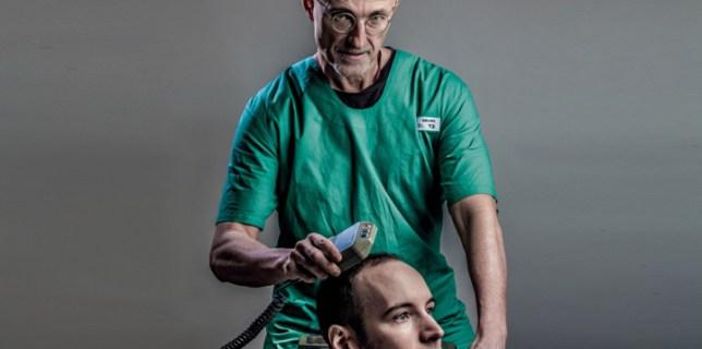 Head Transplant By Sergio Canavero