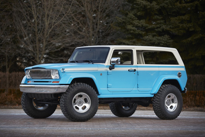 Jeep Chief Concept