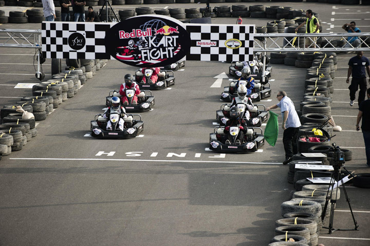 Red Bull Kart Racing Kuwait