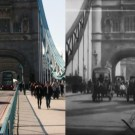 Incredible Film of London Life Goes Back to 1890