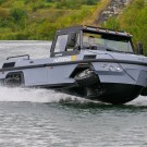 Gibbs Humdinga: High Speed Amphibian Vehicle