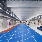 Tokyo Airport Welcomes 2020 Olympics With Running Track