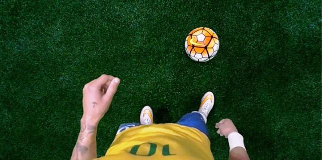 Neymar Effect 4K 360º Video